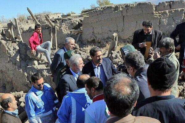 تبدیل اسکان اضطراری به موقت ، یاری 10 میلیون تومانی به زلزله زده های بدون خانه
