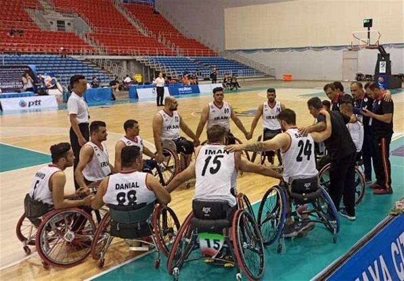 میرعظیمی: تیم ملی بسکتبال با ویلچر پتانسیل کسب مدال در پارالمپیک را دارد، ویلچرهای مان به روز نیست