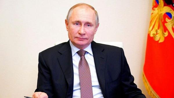 پوتین قانون ماندن خود در قدرت تا سال 2036 را امضا کرد