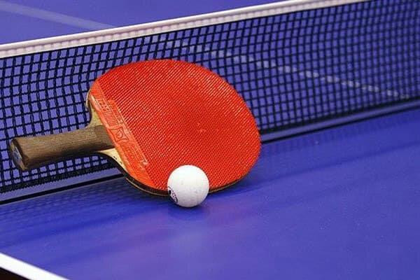 حضور داور تنیس روی میز مرکزی در رقابت های انتخابی المپیک توکیو