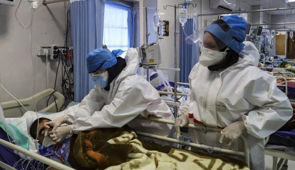 آمار فوتی های کرونا در ایران آدینه 4 نیر 1400