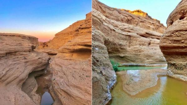 دره آسون ؛ طبیعت بی نظیر نطنز